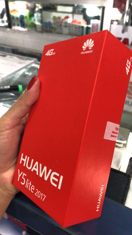 Huawei Y5 Lite 2017 nuevo + protectores ANTISHOK en luchocell2 - 0