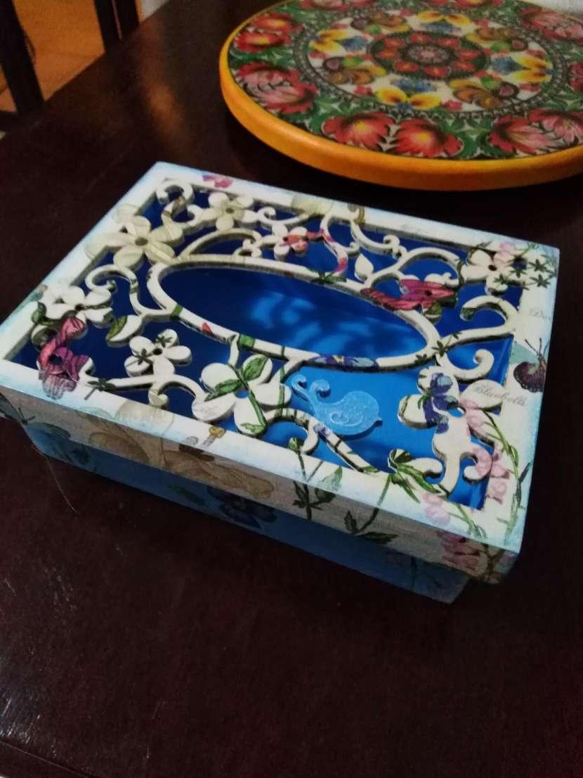 Cajita porta objetos vintage - 0