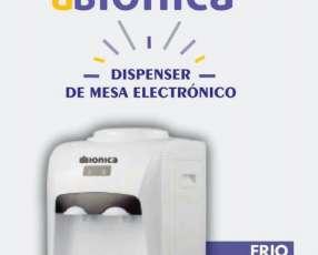 Dispenser eléctrico para agua de mesa