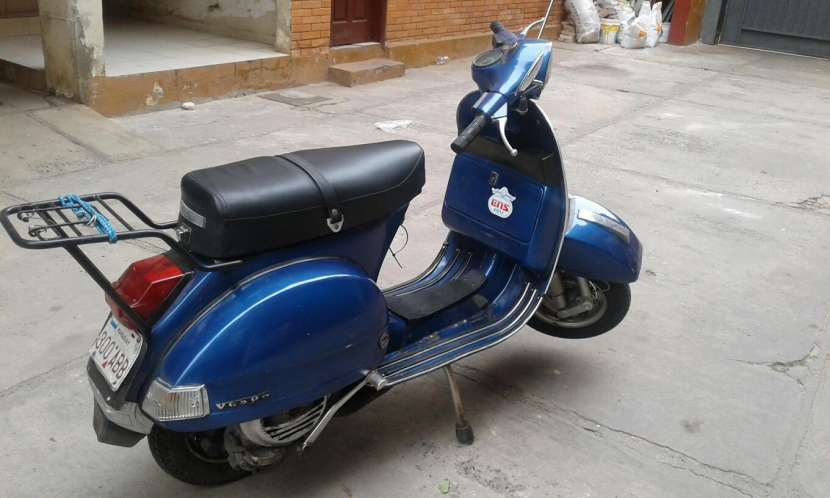 Moto vespa px - 0