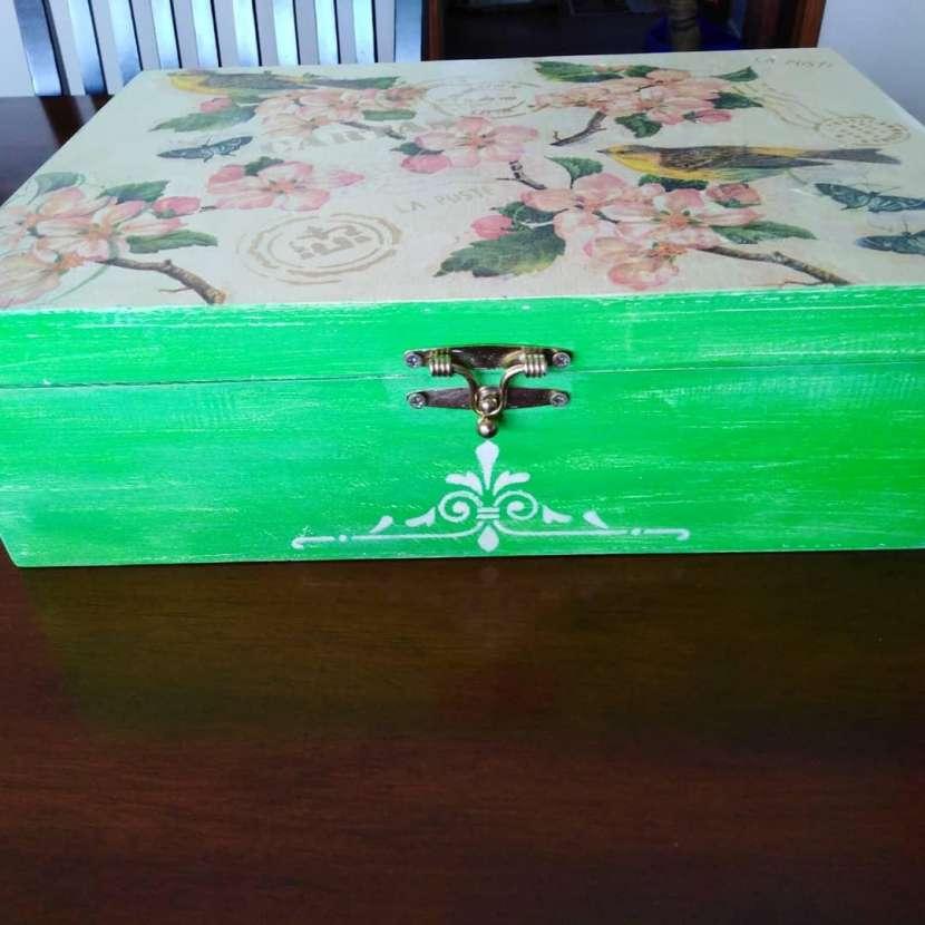 Caja vintage grande - 1
