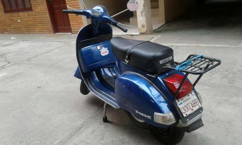 Moto vespa px - 1