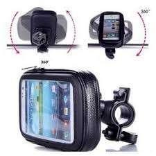 Soporte smartphone para bicicleta y motos - 0
