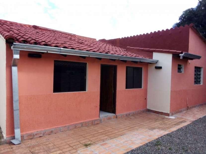 Chalet en condominio en San Lorenzo Reducto - 1