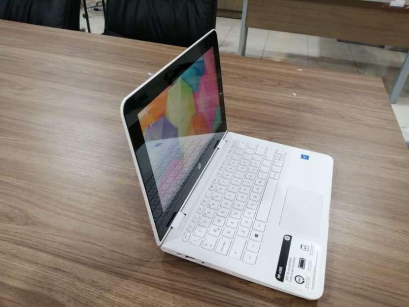Notebook HP TOUSHSCREEN MODO TABLETA - 2