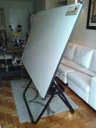 Mesa para dibujo pizzini