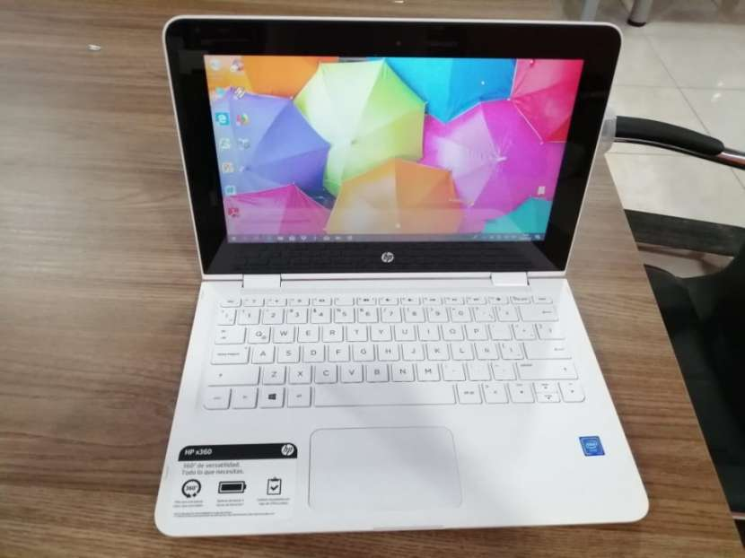 Notebook HP TOUSHSCREEN MODO TABLETA - 4
