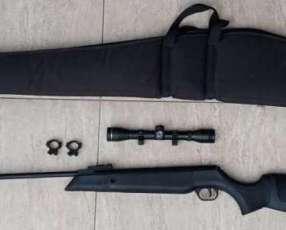 Rifle de aire comprimido Comet 5.5 mm a resorte