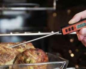 Termómetro para carnes lácteos y líquidos