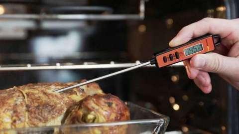 Termómetro gastronómico - 0