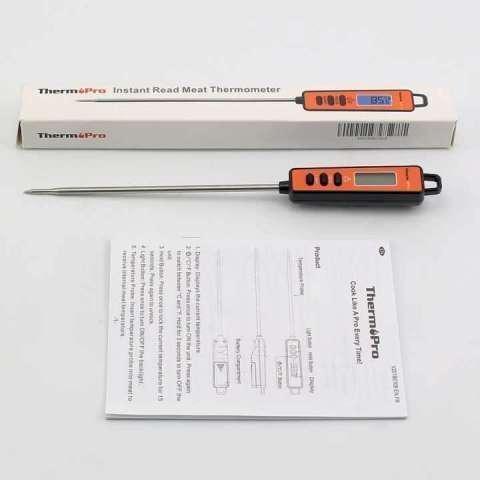 Termómetro gastronómico - 1