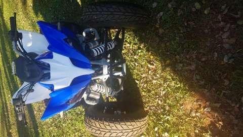 Cuasi Volkano jenton 250cc - 0