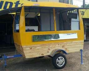 Carros trailer