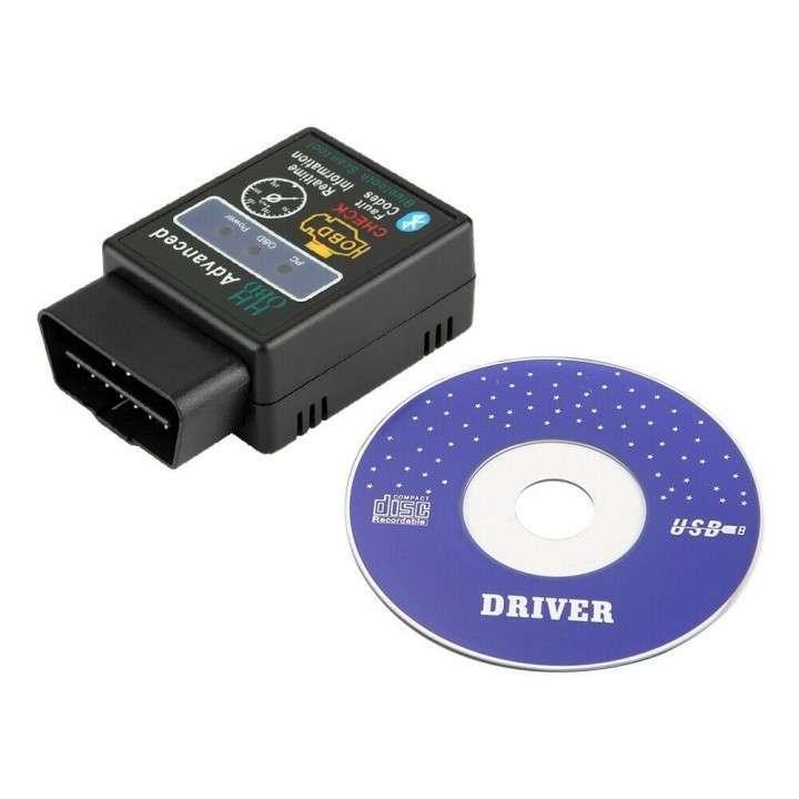 Escáner para auto ELM327 OBD2 - 2