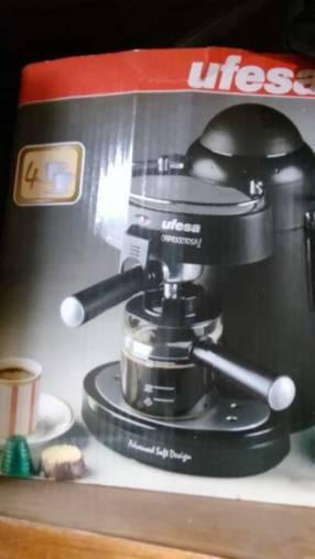 Máquina para café express