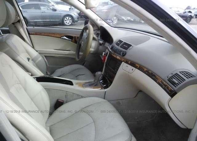 Mercedes Benz E320 CDI 2006 - 3