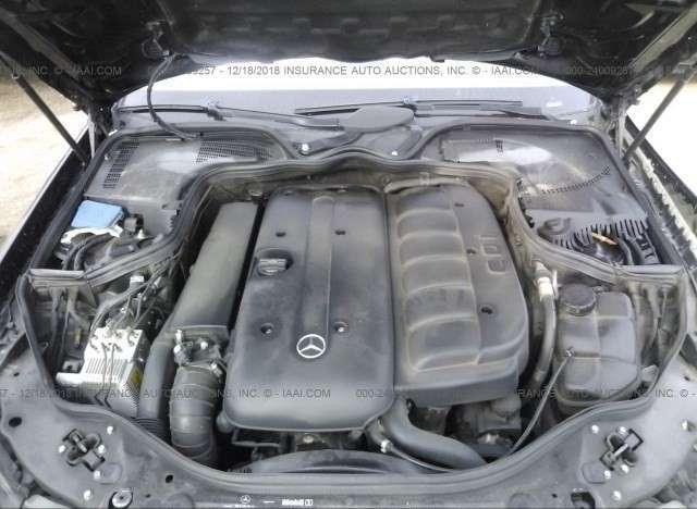 Mercedes Benz E320 CDI 2006 - 5