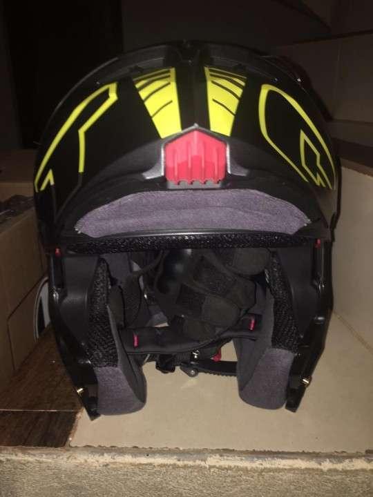 Casco para moto AGV Compact ST E2205 - 3