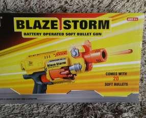 Pistola lanza baka blaze storm