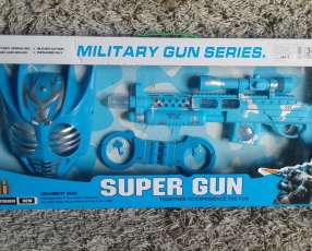Rifle c/accesorios