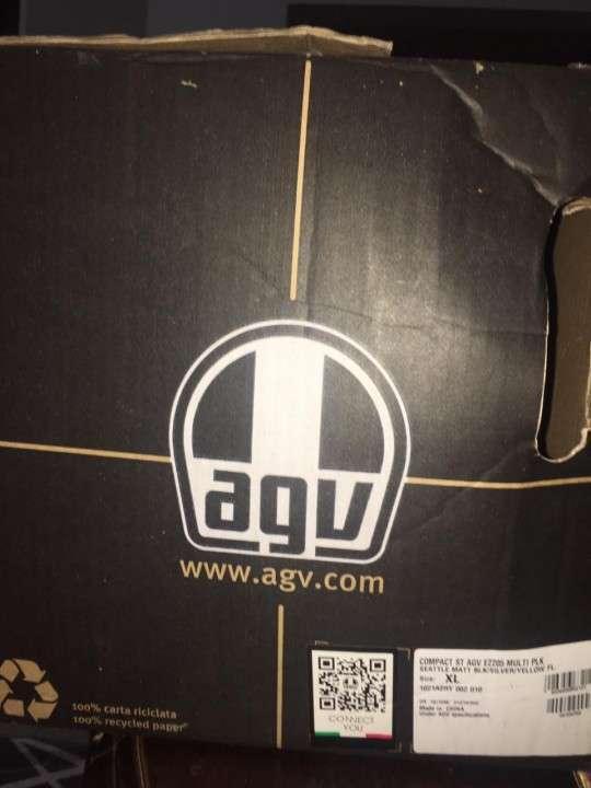 Casco para moto AGV Compact ST E2205 - 4