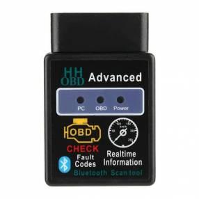 Escáner para auto ELM327 OBD2