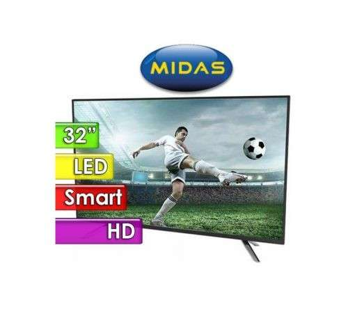 Smart TV Midas 32 pulgadas - 0
