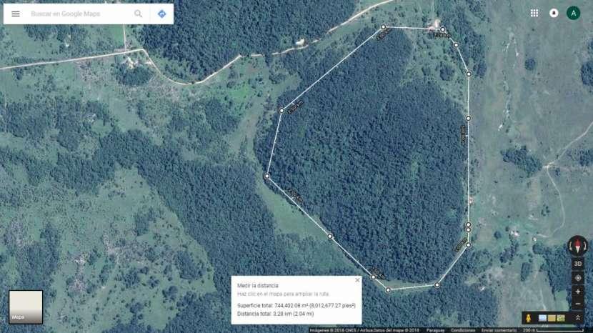 Terreno de 74 hectáreas - 0