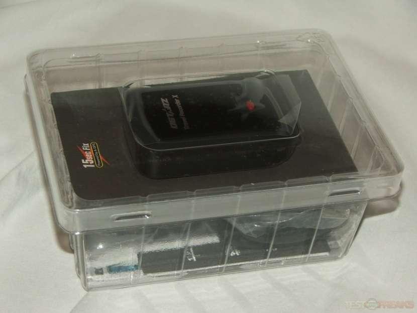 Qstarz BT-Q1000X Bluetooth GPS Grabador de viaje - 2