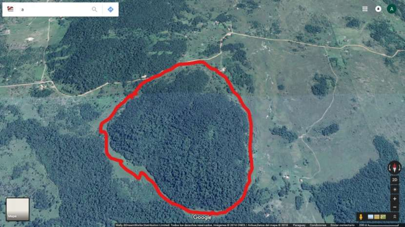 Terreno de 74 hectáreas - 1