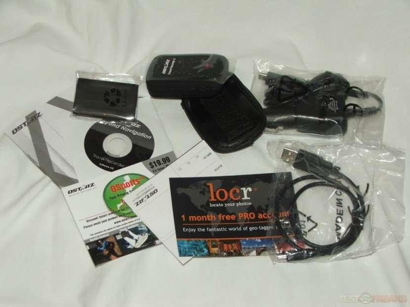 Qstarz BT-Q1000X Bluetooth GPS Grabador de viaje - 3