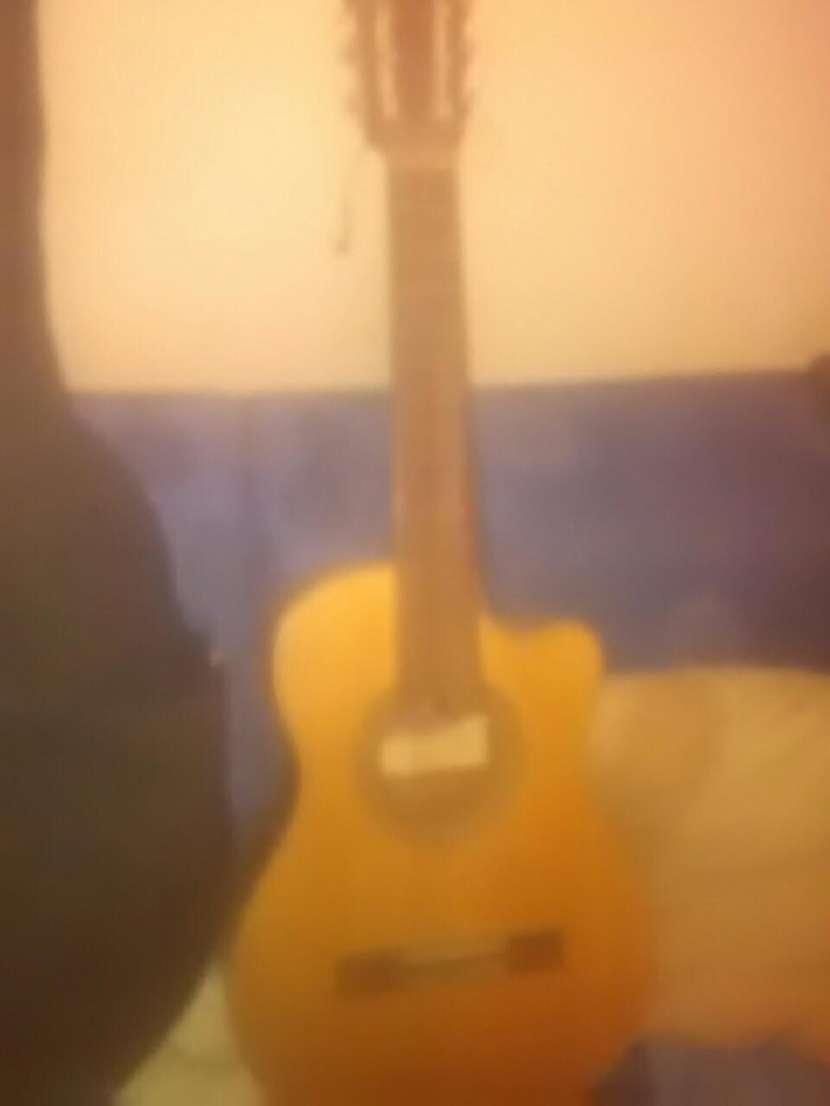 Guitarra reqinto profeaional - 0