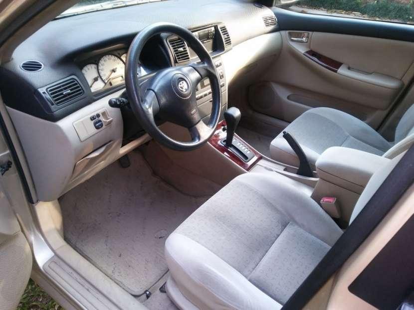 Toyota Allex 2003 - 3