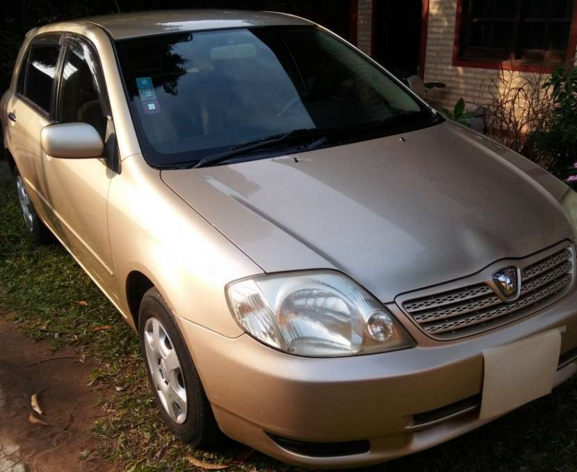 Toyota Allex 2003 - 0