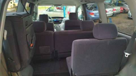 Toyota voxy 2003 full equipo recien importado - 9