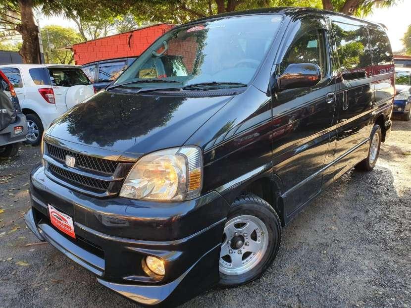 Toyota gran hiace regius 2001 motor 1kz 3.0 cc - 2