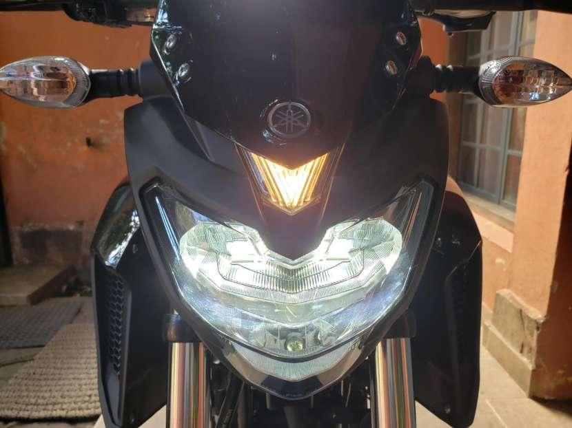 Moto Yamaha FZ25 2018 - 4