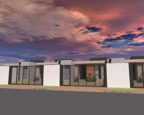 Casas A Estrenar En Luque Zona Loma Merlo