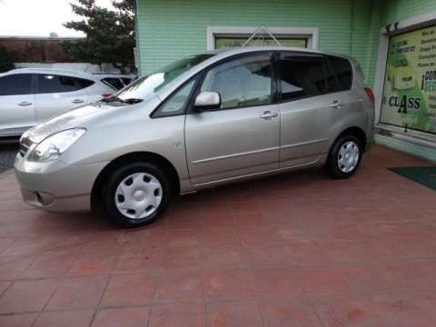 Toyota Spacio 2001 chapa definitiva en 24 Hs
