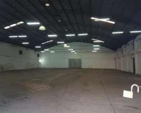 Depósito en San Lorenzo zona Ex Salemma COD 2275