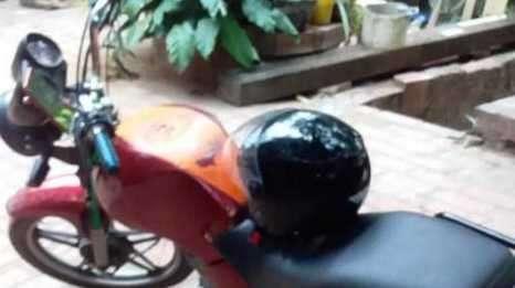 Moto Cobradora 150 cc - 1