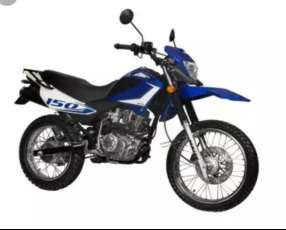 Moto trail 150