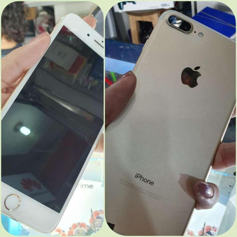 iphone 7 plus de 32gb usado impecable en luchocell2 - 0