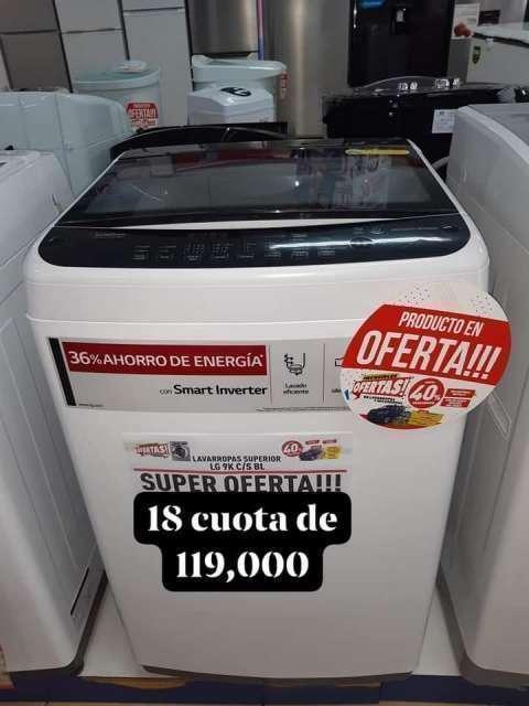 Lavarropas Automáticos - 0
