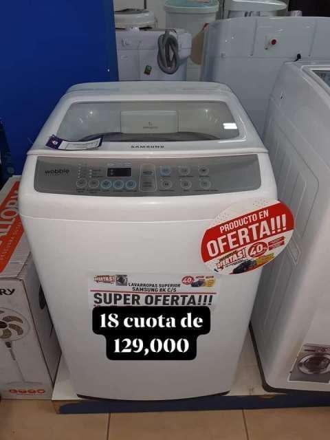 Lavarropas Automáticos - 1