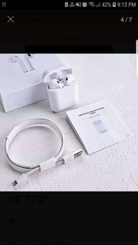 Airpod auricular sin cable - 3