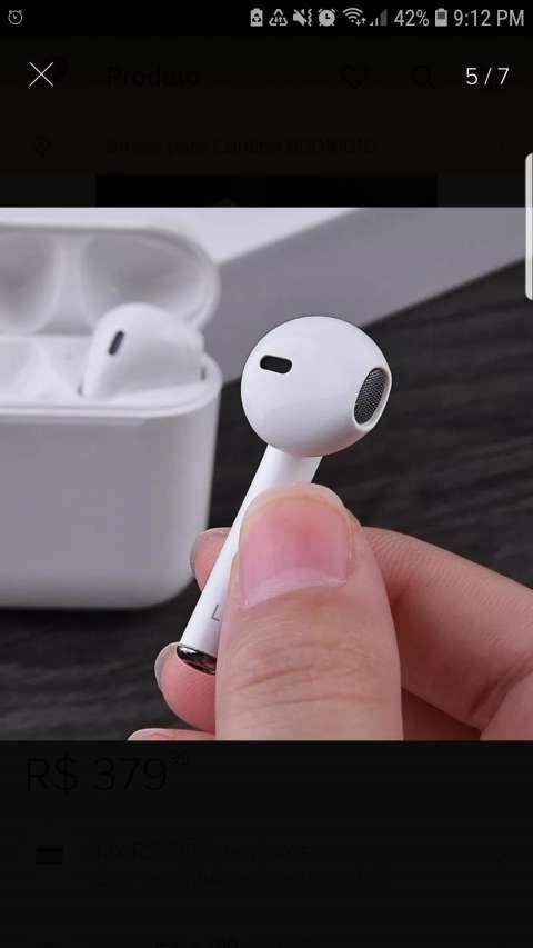Airpod auricular sin cable - 4