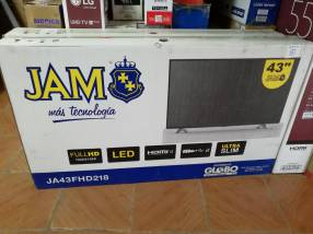 TV LED Jam 43 pulgadas Full HD