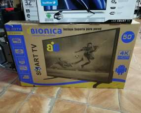 TV LED Smart Bionica 50 pulgadas Full HD 4K