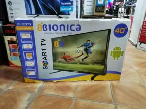 TV LED Smart Bionica 40 pulgadas Full HD